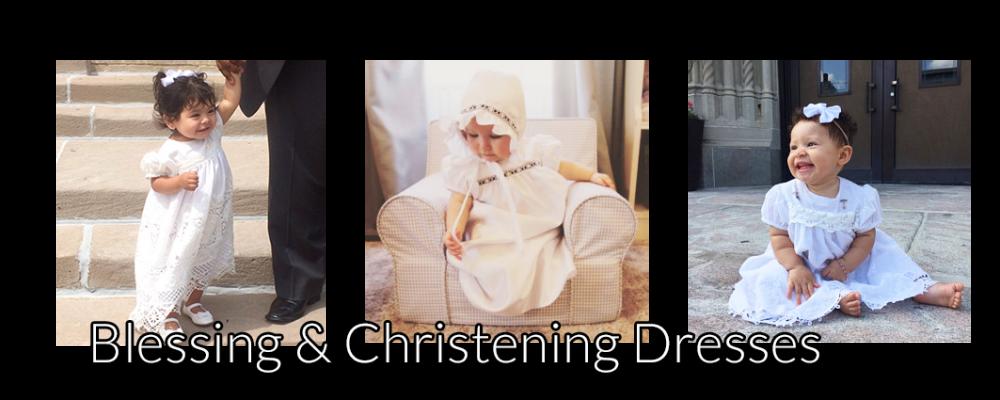Blessing & Christening Dresses