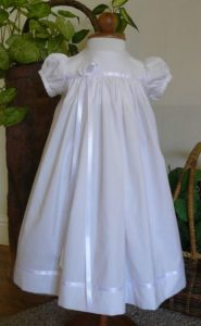 Pima Cotton Gown